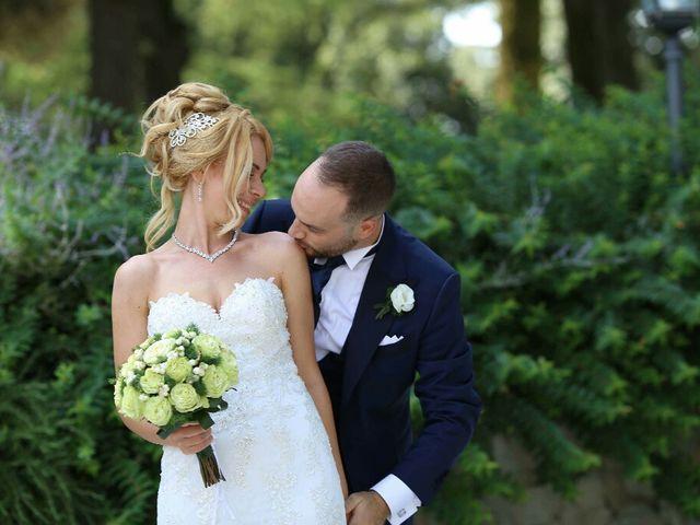 Il matrimonio di Elena e Omar a Ostra, Ancona 2
