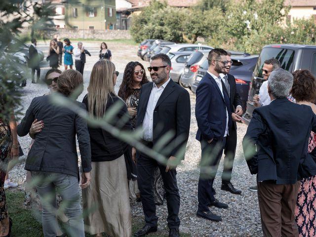 Il matrimonio di Renato e Alessandra a Passirano, Brescia 19