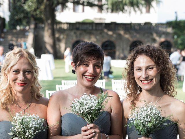 Il matrimonio di Renato e Alessandra a Passirano, Brescia 22