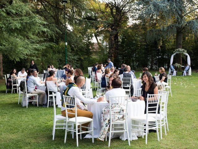 Il matrimonio di Renato e Alessandra a Passirano, Brescia 35