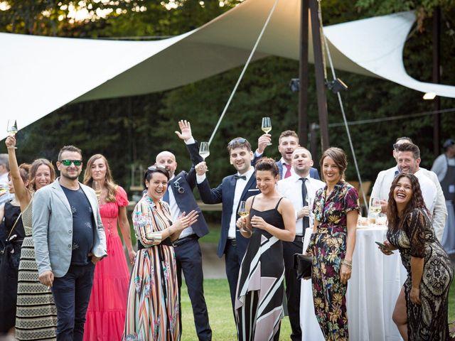 Il matrimonio di Renato e Alessandra a Passirano, Brescia 36