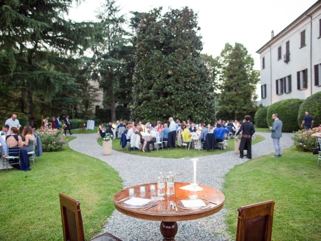 Il matrimonio di Renato e Alessandra a Passirano, Brescia 41