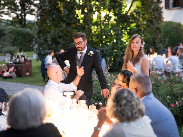 Il matrimonio di Renato e Alessandra a Passirano, Brescia 43
