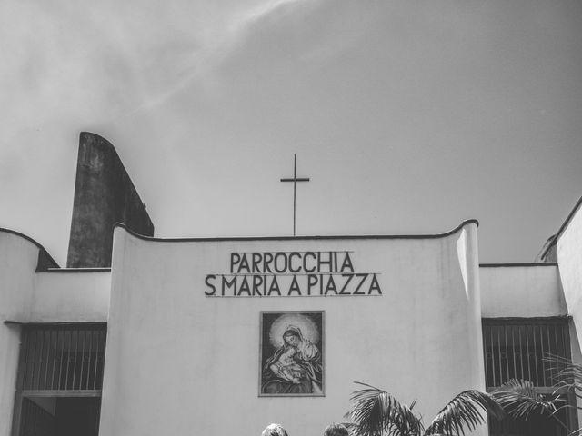 Il matrimonio di Genny e Tonia a Pozzuoli, Napoli 1