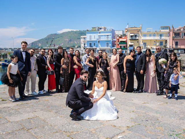 Il matrimonio di Genny e Tonia a Pozzuoli, Napoli 17