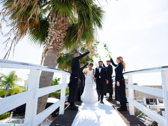 Il matrimonio di Genny e Tonia a Pozzuoli, Napoli 33