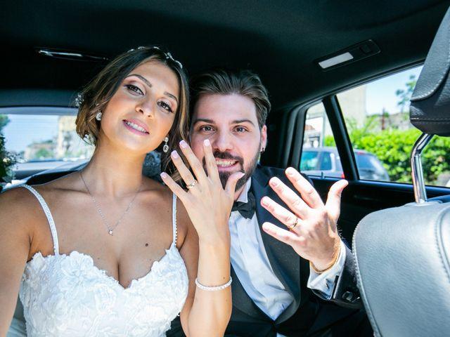 Il matrimonio di Genny e Tonia a Pozzuoli, Napoli 55