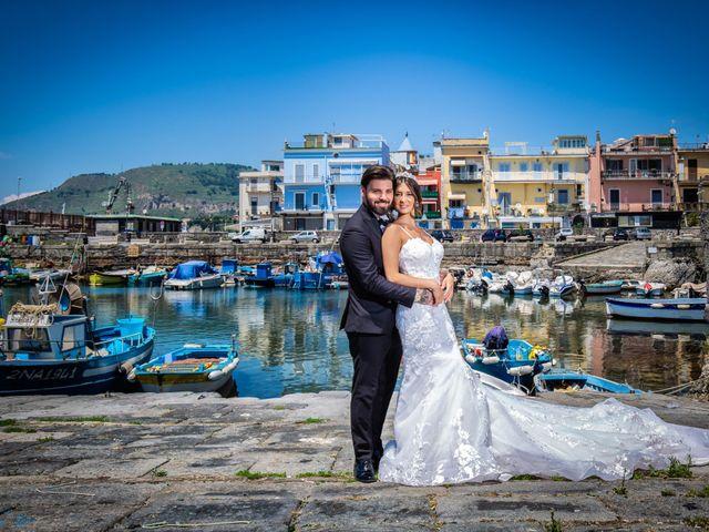 Il matrimonio di Genny e Tonia a Pozzuoli, Napoli 67
