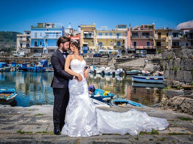 Il matrimonio di Genny e Tonia a Pozzuoli, Napoli 68