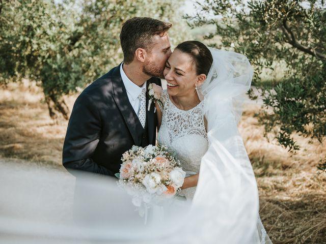 Il matrimonio di Matteo e Laura a Poggio Berni, Rimini 29