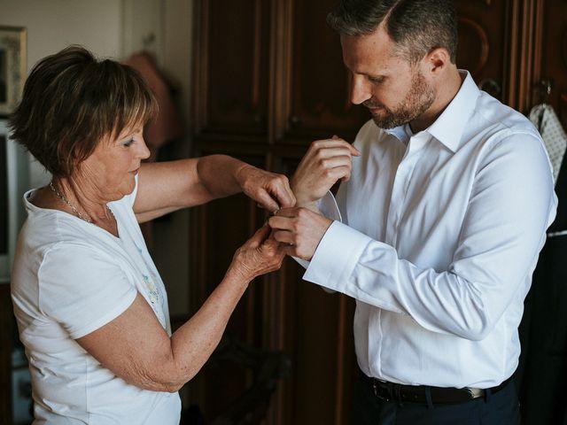 Il matrimonio di Matteo e Laura a Poggio Berni, Rimini 5