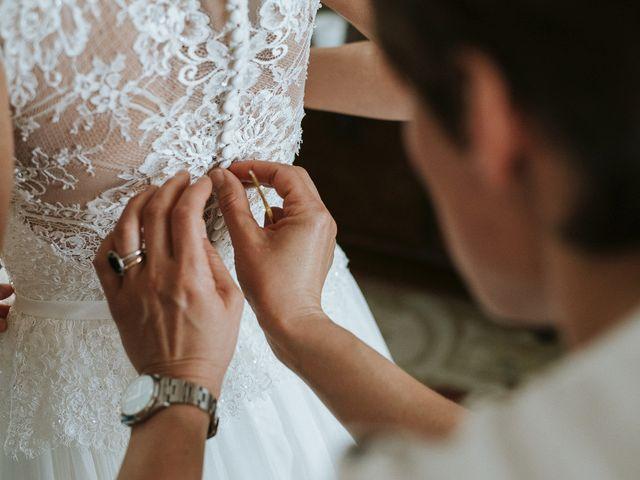 Il matrimonio di Matteo e Laura a Poggio Berni, Rimini 10