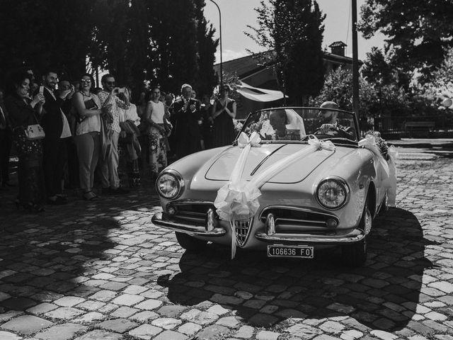 Il matrimonio di Matteo e Laura a Poggio Berni, Rimini 15