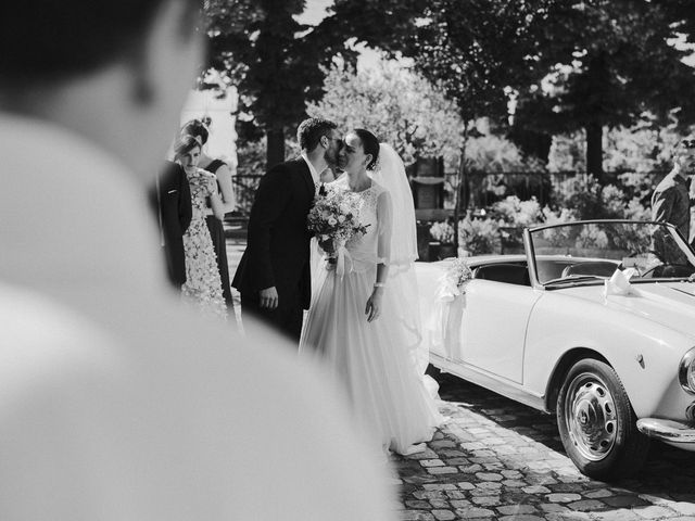 Il matrimonio di Matteo e Laura a Poggio Berni, Rimini 17