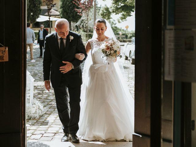 Il matrimonio di Matteo e Laura a Poggio Berni, Rimini 18