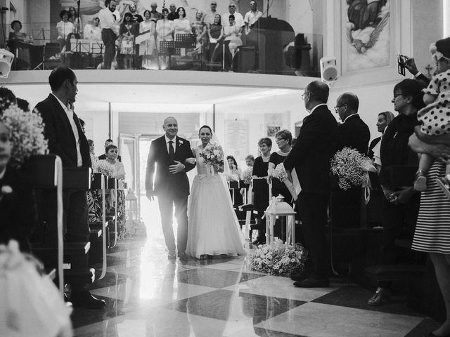 Il matrimonio di Matteo e Laura a Poggio Berni, Rimini 19