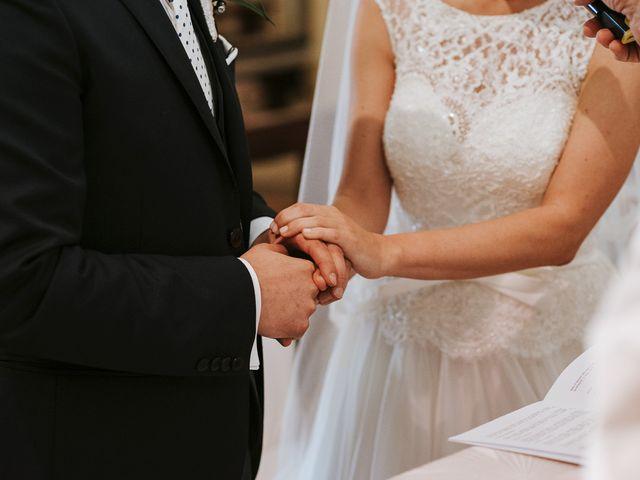 Il matrimonio di Matteo e Laura a Poggio Berni, Rimini 20