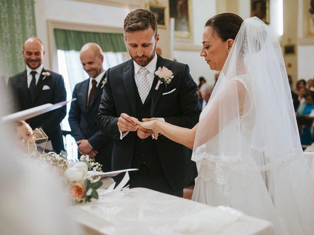 Il matrimonio di Matteo e Laura a Poggio Berni, Rimini 22