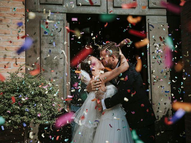 Il matrimonio di Matteo e Laura a Poggio Berni, Rimini 26