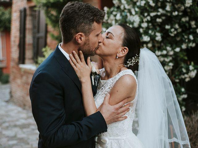 Il matrimonio di Matteo e Laura a Poggio Berni, Rimini 31