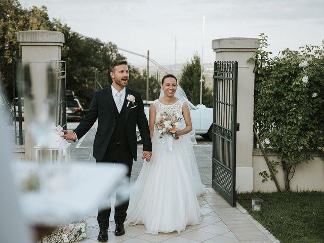 Il matrimonio di Matteo e Laura a Poggio Berni, Rimini 32