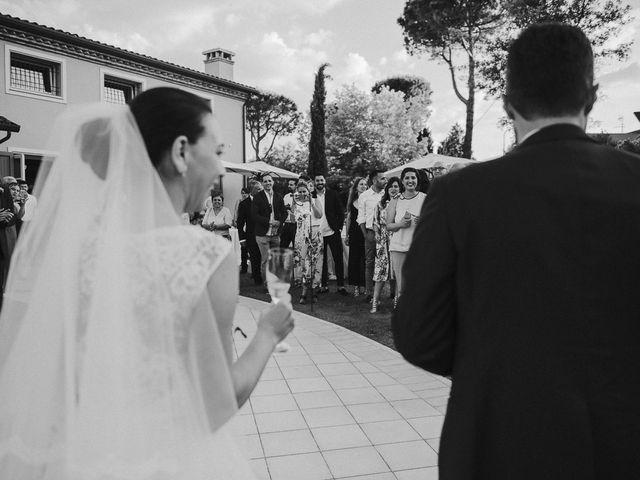 Il matrimonio di Matteo e Laura a Poggio Berni, Rimini 33