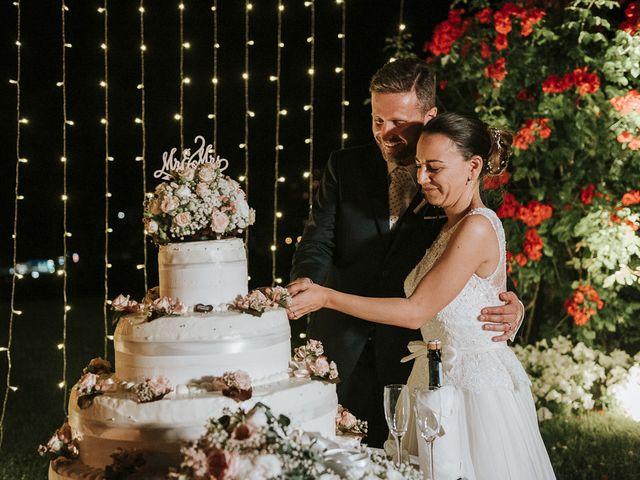 Il matrimonio di Matteo e Laura a Poggio Berni, Rimini 39