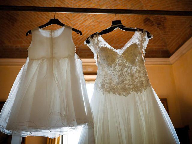 Il matrimonio di Mattia e Alexia a Busseto, Parma 1