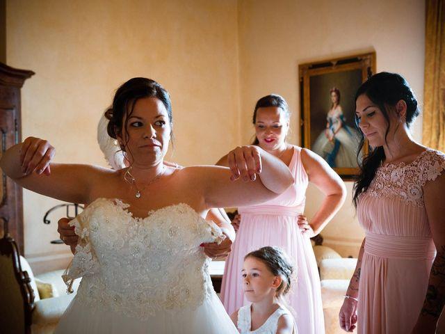 Il matrimonio di Mattia e Alexia a Busseto, Parma 13