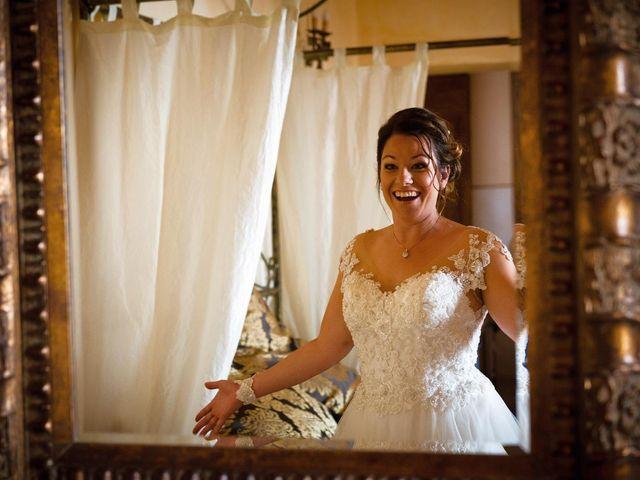 Il matrimonio di Mattia e Alexia a Busseto, Parma 15