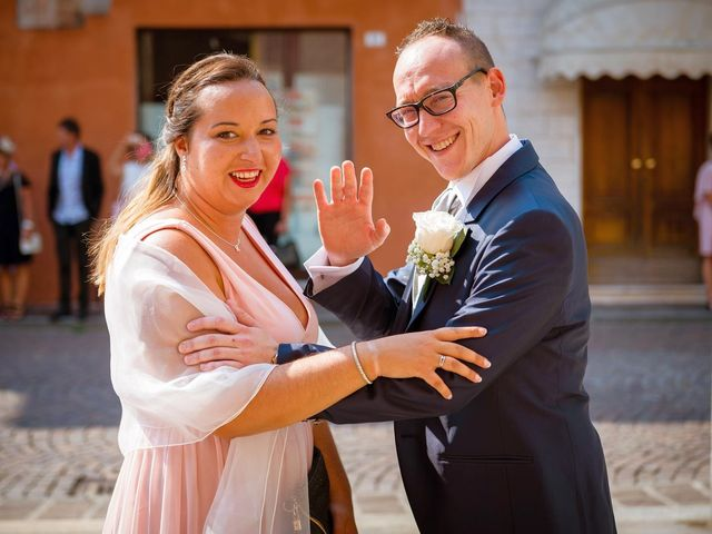 Il matrimonio di Mattia e Alexia a Busseto, Parma 16