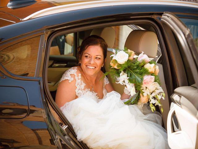 Il matrimonio di Mattia e Alexia a Busseto, Parma 17