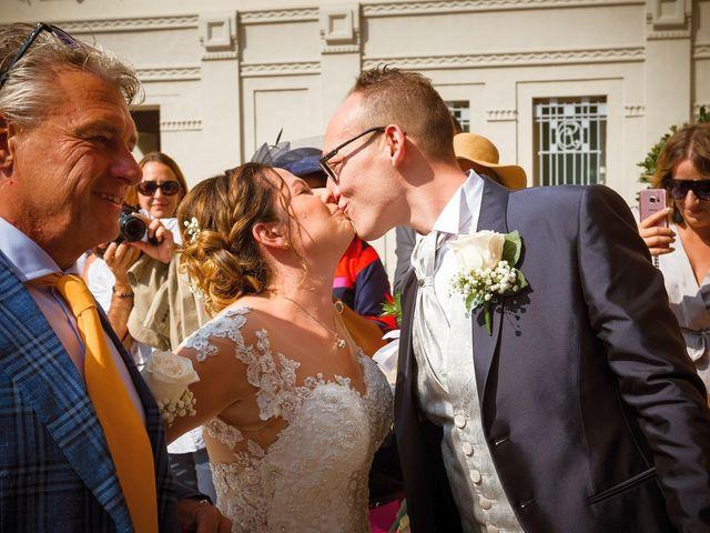 Il matrimonio di Mattia e Alexia a Busseto, Parma 18