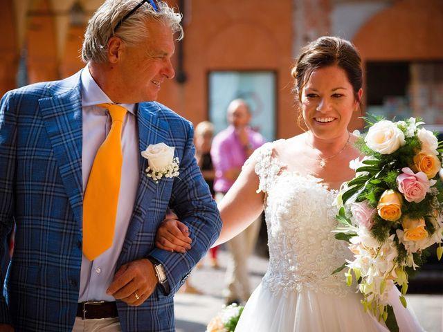 Il matrimonio di Mattia e Alexia a Busseto, Parma 19