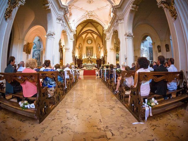 Il matrimonio di Mattia e Alexia a Busseto, Parma 21