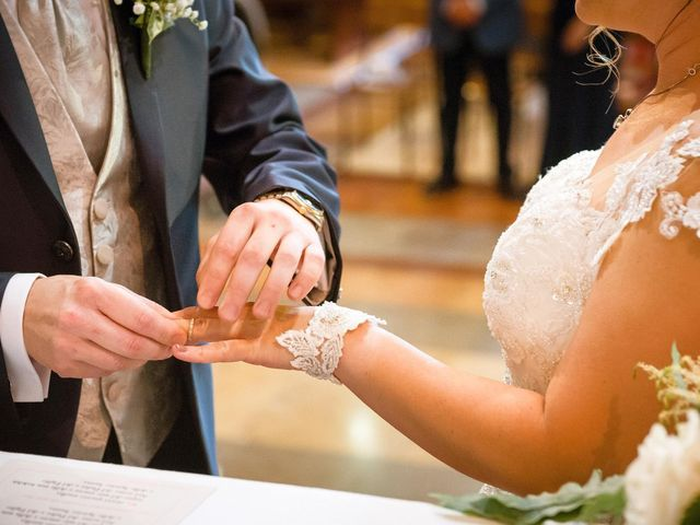 Il matrimonio di Mattia e Alexia a Busseto, Parma 25