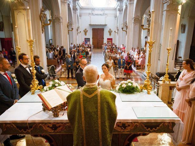 Il matrimonio di Mattia e Alexia a Busseto, Parma 28
