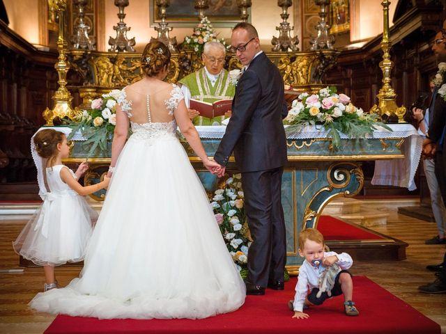 Il matrimonio di Mattia e Alexia a Busseto, Parma 29