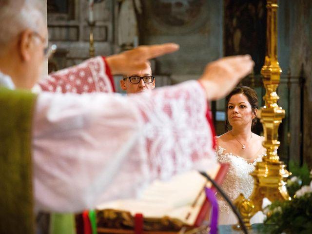 Il matrimonio di Mattia e Alexia a Busseto, Parma 32