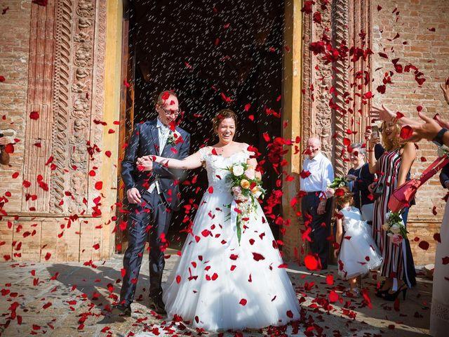 Il matrimonio di Mattia e Alexia a Busseto, Parma 33