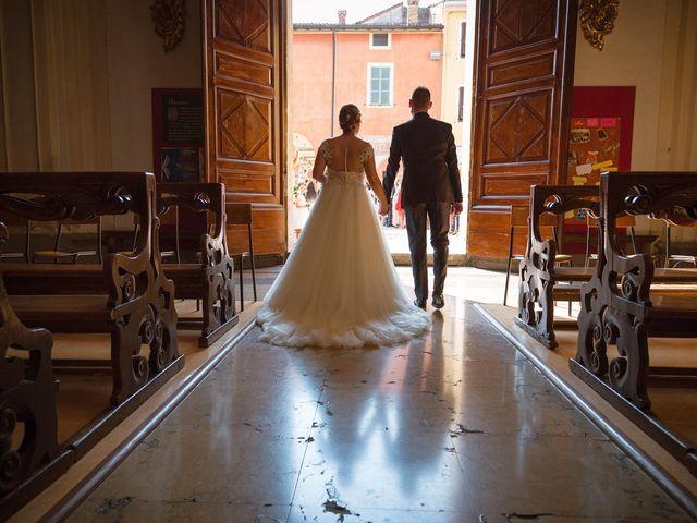 Il matrimonio di Mattia e Alexia a Busseto, Parma 34