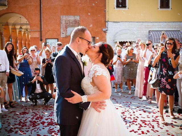 Il matrimonio di Mattia e Alexia a Busseto, Parma 35