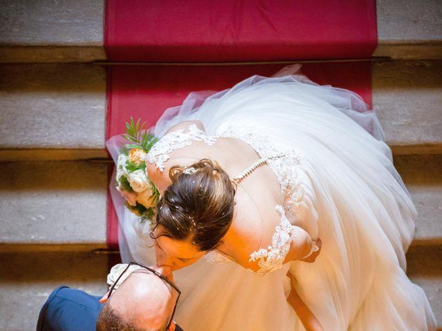 Il matrimonio di Mattia e Alexia a Busseto, Parma 36