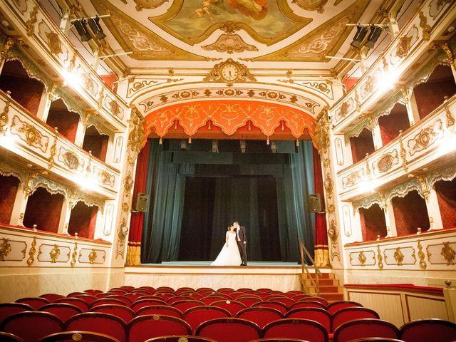 Il matrimonio di Mattia e Alexia a Busseto, Parma 37