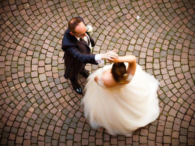 Il matrimonio di Mattia e Alexia a Busseto, Parma 40