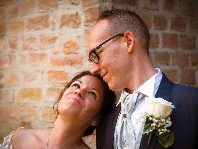 Il matrimonio di Mattia e Alexia a Busseto, Parma 41