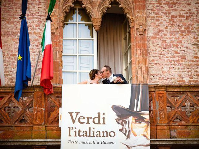 Il matrimonio di Mattia e Alexia a Busseto, Parma 42