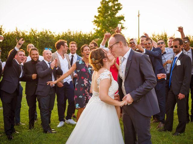 Il matrimonio di Mattia e Alexia a Busseto, Parma 44