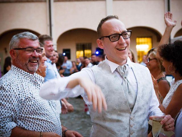 Il matrimonio di Mattia e Alexia a Busseto, Parma 52