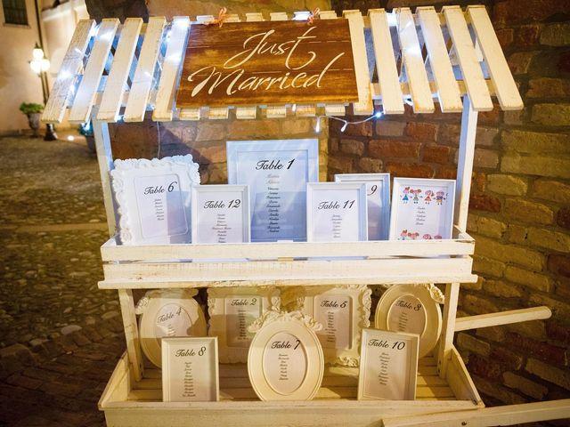 Il matrimonio di Mattia e Alexia a Busseto, Parma 54